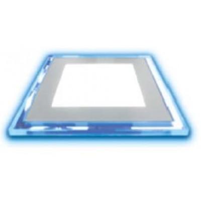 Светильник Universal 16Вт квадрат белый подсветка