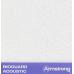 Потолок Bioguard Acoustic Tegular Armstrong 600х600х17
