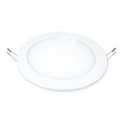 Светильник Universal 6Вт круг белый